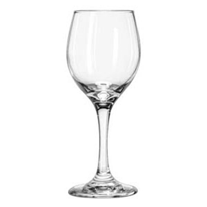 Picture of Libbey 3065 Perception 8 oz. Wine Glass-48/Case (GC300-3065)