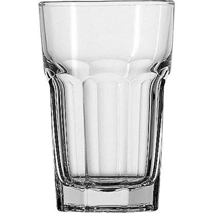 Picture of Libbey 15237 Gibraltar 10 oz. Hi Ball Glass-24/Case (GC300-15237)