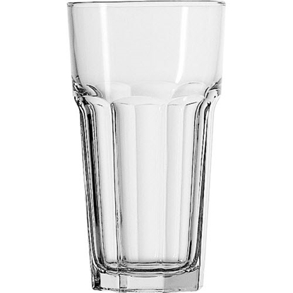 Picture of Libbey 15256 Gibraltar 16 oz. Cooler Glass-24/Case (GC300-15256)