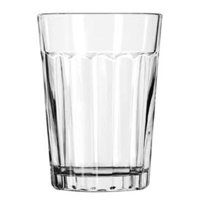 Picture of Libbey 15640 Paneled Tumbler 8.5 oz. Juice Glass-48/Case (GC300-15640)