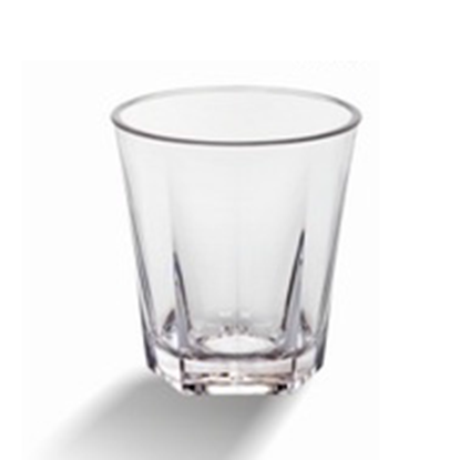 Picture of Polycarbonate Luxe Rock Glass 9 oz. D8.5xH9 cm. (GC226-8840)