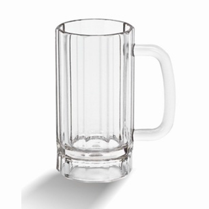 Picture of Polycarbonate Beer Mug 17 oz. D8.3xW12.7xH15.8 cm. (GC226-8580)
