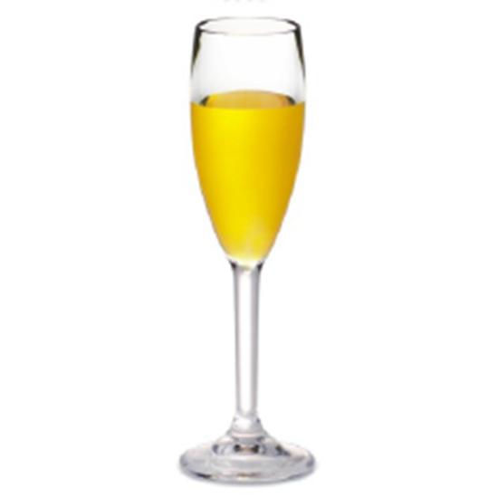 Picture of แก้วแชมเปญโพลีคาร์บอเนต 5 oz. D5xH22 cm. (GC226-8858)