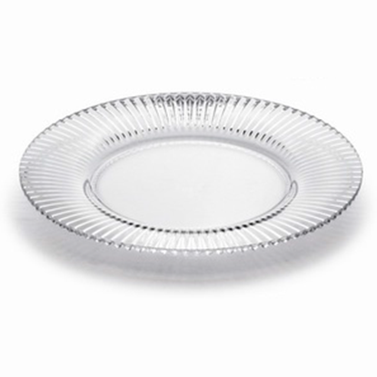 Picture of Polycarbonate Plate for Cake/Fruit D35xH3 cm. (GC226-8240)