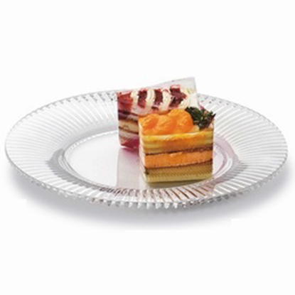 Picture of Polycarbonate Plate for Cake/Fruit D30xH2.5 cm. (GC226-8241)