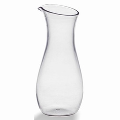 Picture of Polycarbonate Water/Juice Decanter 1060 ml. D10.5xH24 cm. (GC226-8833)