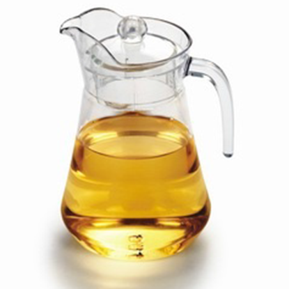 Picture of Polycarbonate Clear Designed Water Pitcher With Lid 1450 ml. D14x22.3 cm. (GC226-8567)