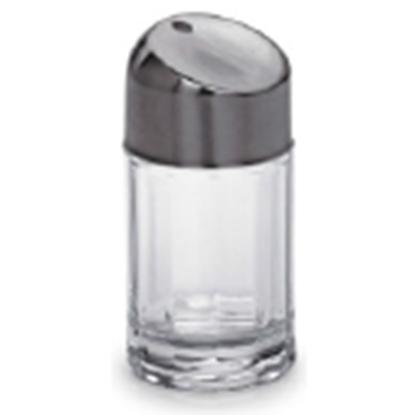 Picture of Acrylic Salt Dispenser Bottle D4xH9 cm. (GC226-8141)