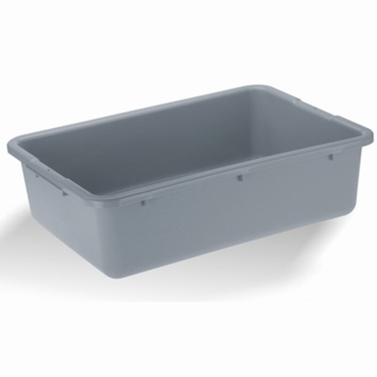 Picture of Polyethylene Bus Box, Large Size, Gray Color L62xW42.4xH17.7 cm. (GC226-8689)