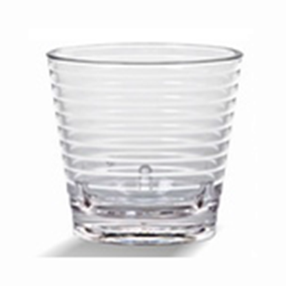 Picture of Polycarbonate Casual Stackable Tumbler 345 ml. D9xH10 cm. (GC226-8913-CLEAR)
