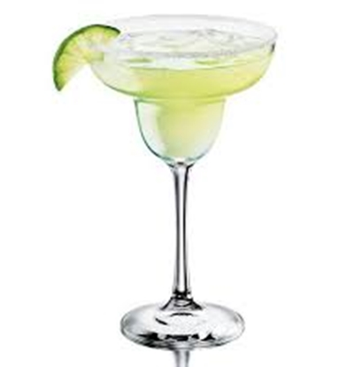 Picture of Polycarbonate Midtown Margarita Glass 9 oz. D10x16.7 cm. (GC226-8860)