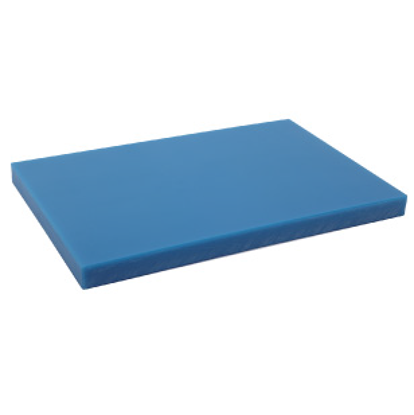 Picture of Polyethylene Cutting Board Blue L50.0xW35.0xH3.0 cm. (GC086-1500-BLUE-50X35X3)