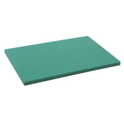 Picture of Polyethylene Cutting Board Green L60.0xW40.0xH4.0 cm. (GC086-1500-GREEN-60X40X4)