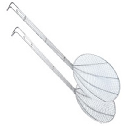 Picture of Stainless Steel Deep Frying Skimmer D22 cm. (GC123-LX1823)