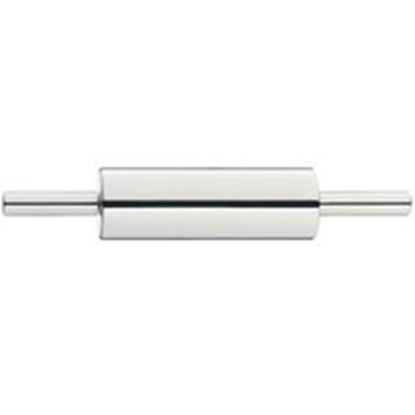 Picture of Stainless Steel Rolling Pin L25 cm. Handle 11 cm. (GC280-8204)