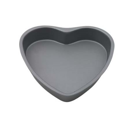 "Picture of 10"" Heart Mould Non-Stick L26.2xW26x4.9 cm. (GC280-8546)"