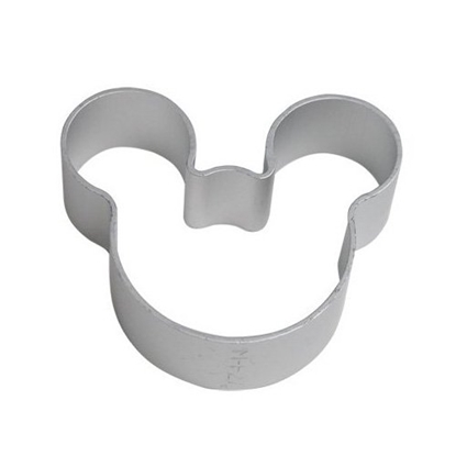 Picture of Cookie Cutter Mickey Mouse Shape L5.5xW5xH1.7 cm. (GC280-8260-F27)