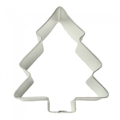 Picture of Cookie Cutter Chirstmas Tree Shape  L9xW7.2xH2.3 cm. (GC280-9414)