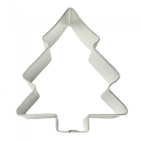 Picture of พิมพ์ตัดคุ้กกี้รูปต้นคริสต์มาส L9xW7.2xH2.3 ซม. (GC280-9414)
