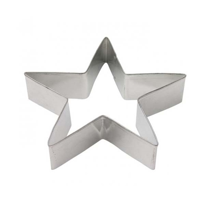 Picture of Cookie Cutter Star Shape L7.6xW7.6xH2.3 cm. (GC280-9418)