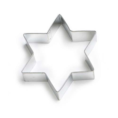 Picture of Cookie Cutter 6-Corner Star L6.4xW6.4xH2.2 cm. (GC280-9417)