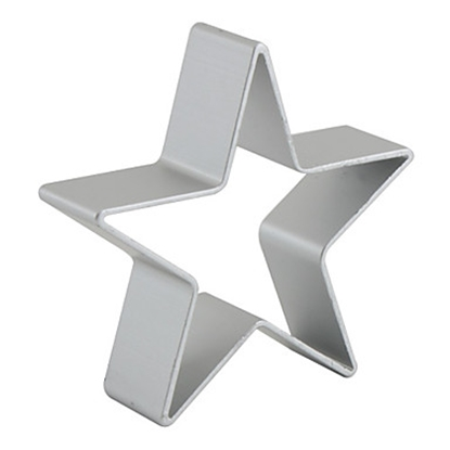 Picture of Cookie Cutter Star Shape L6.2xH1.7 cm. (GC280-8261-F28)