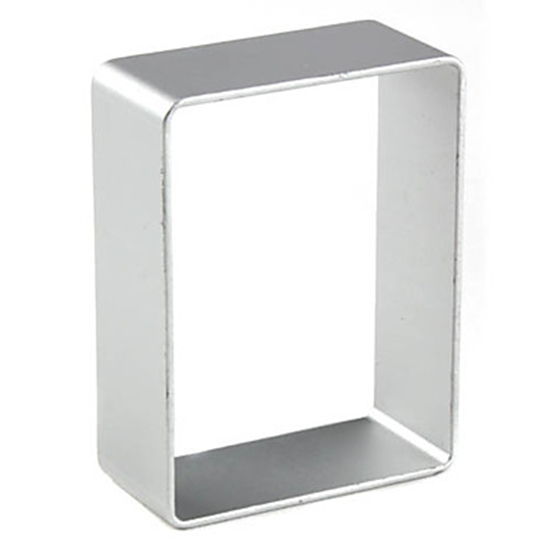 Picture of Cookie Cutter Rectangular Shape L5xW3.2xH1.7 cm. (GC280-8250-F12)
