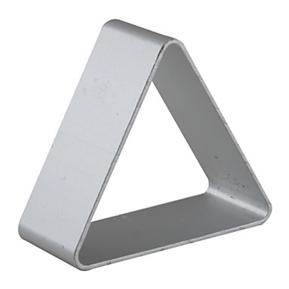 Picture of Cookie Cutter Triangle Shape L4.5xH2 cm. (GC280-9213-F38)