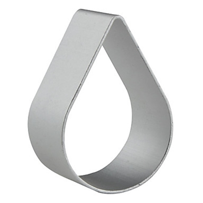 Picture of Cookie Cutter Water Drop Shape L6.3xH3 cm. (GC280-9211-F34)