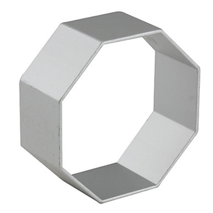 Picture of Cookie Cutter Octagon Shape L4.5xW4.5xH2 cm. (GC280-8266-F33)