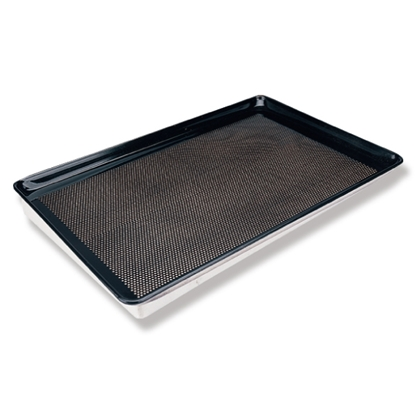 Picture of Al Alloy Non-Stick Perforated Baking Pan L60xW40x3 cm. (GC280-8796-2)