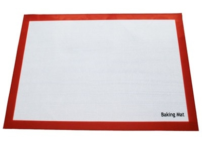 Picture of Silpat Non-Stick Silicone Jelly Roll Pan Baking Mat L62xW42 cm. (GC280-9412)