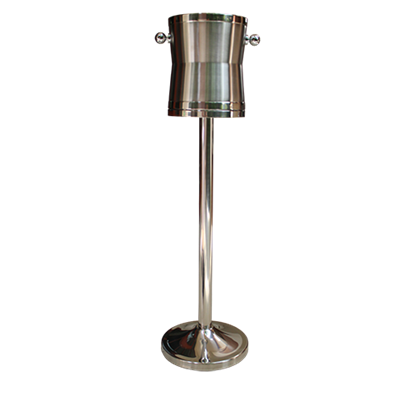 Picture of Wine Cooler Stainless Steel Hongkong Style D18.5xH23.0 cm. (GC223-WB9)