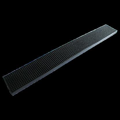Picture of Service Mat - Bar Mat Black L59xW8xH1.6 cm. (GC216-JW-GBM-BLACK)