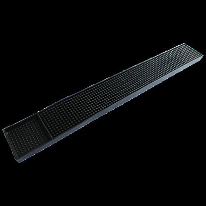 Picture of Service Mat - Bar Mat Black L59xW8x1.6 cm. (GC216-JW-BMT-BLACK)