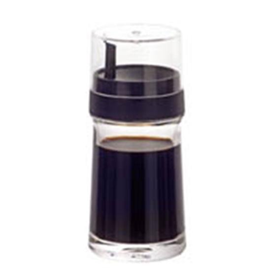 Picture of ขวดใส่ซอสปรุงรสมิราจ อะคริลิค 108 ml. D5.5xH14 cm. (GC226-8356)