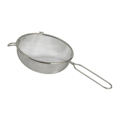 "Picture of 10"" Stainless Steel Strainer Fine Mesh (GC123-LX1792)"