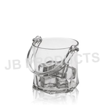 Picture of Polycarbonate Ice Bucket 1L. D12.5xH13cm. (GC226-8026)