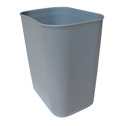 Picture of Service Cart Trash Container Grey Color L27xW20xH31 cm. cm. (GC119-K-144A)