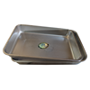 Picture of อ่างอุ่นอาหารสแตนเลสขนาด L48xW33.5xH8 ซม. (GC123-LF101431)