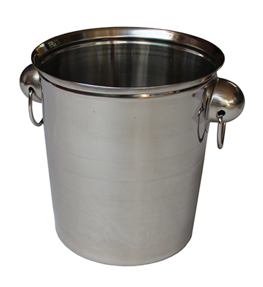 Picture of Ice Bucket Stainless Steel D18xH19 cm. (GC123-LC1437)