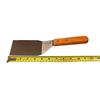 Picture of Spatula Turner Stainess Steel 17 cm. Hardwood Handle 13 cm. (GC280-8098)